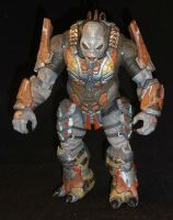 Halo Reach: Brute Chieftain - Loose Action Figure